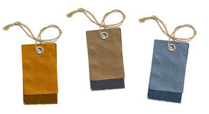 Color labels Stock Photos