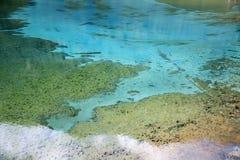 Color lake Stock Photo