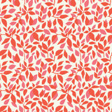 color leaves pattern Stock Images