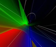 Color light abstract Royalty Free Stock Photo
