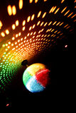 Color light ball Royalty Free Stock Photo