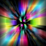 Color lights background. Vector Illustration. EPS10 Royalty Free Stock Photography