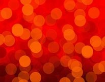 Color lights background red Stock Images