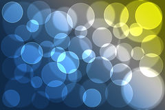 Color lights Royalty Free Stock Photography