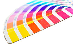 Color lines royalty free stock photo