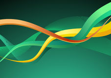 Color lines background. (vector images Royalty Free Stock Photo