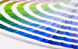 Color lines. background Royalty Free Stock Photography