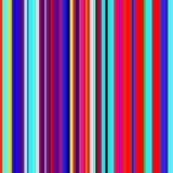 Color lines background. Colorful stripes designed for magazine, printing products, flyer, presentation, cover brochure or wall decor. Vector illustration Royalty Free Stock Image