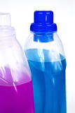 Color liquid detergent Stock Photo