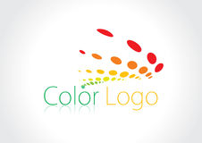 Color logos Royalty Free Stock Photos