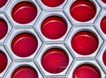 Color mönstrar Fotografering för Bildbyråer