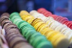 Color macaron Stock Photos