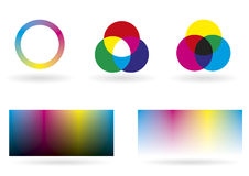 Color Management Stock Photography