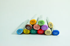 Color Marker stock photography