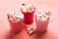 Color marshmallow Royalty Free Stock Photo