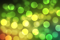 Color mix Glowing Light Bokeh Brush and Wallpaper background. Glowing Light Bokeh Brush and Wallpaper background Stock Photos