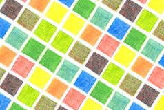 Color mix, painted paper background Royalty Free Stock Image