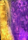 Color mojado Fotos de archivo