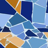 Color mosaic background royalty free stock photo