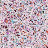 Color mosaic background. EPS 10 Royalty Free Stock Images