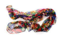 Color neckerchief Stock Images