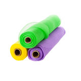 Color netting wrap Royalty Free Stock Image