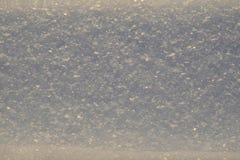Color nevoso del blanco del fondo del invierno Imagenes de archivo