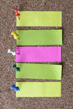 Color note stock photos