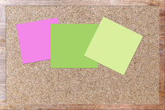 Color note Stock Images
