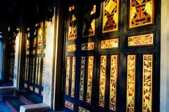 Color of Old wooden door stock photos
