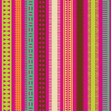 Color ornamental lines  collection Stock Photography