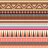 Color ornamental  wallpaper Stock Image