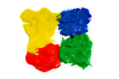 Color paint Royalty Free Stock Photos