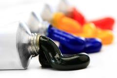 Color Paint Stock Images