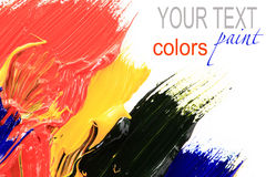 Color Paint Stock Photography