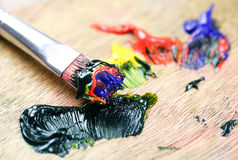 Color Paint Stock Images