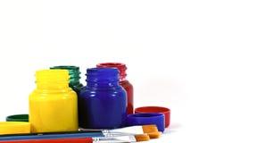 Color paint Stock Image