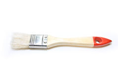 Color paint brush. On white background Royalty Free Stock Photography