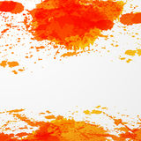 Color paint splashes background Royalty Free Stock Photos