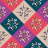 Color painting patterns for cretive illustraators of the world Royalty Free Stock Photography