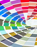 Color Palette Royalty Free Stock Photos