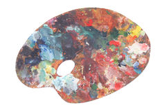 Color palette Stock Images