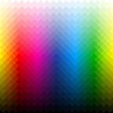 Color palette background vector illustration