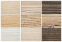 Color palette for furniture. Chipboards, color palette and texture for furniture Royalty Free Stock Photo