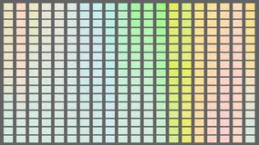 Color palette. Palette of colors. Gray background color shade Stock Photos