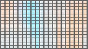 Color palette. Palette of colors. Gray background color shade ch Stock Photography