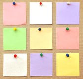 Color paper Stock Images