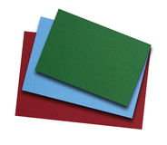 Color paper Royalty Free Stock Images