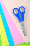 Color paper Stock Photos