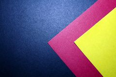 Color paper background Stock Photography